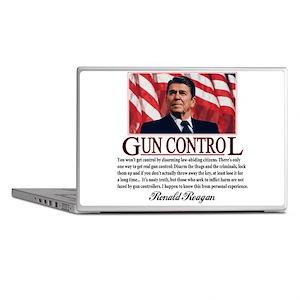 Gun Control Laptop Skins