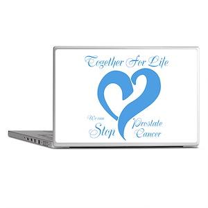 Stop Prostate Cancer Laptop Skins