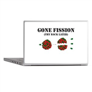 Gone Fission Laptop Skins