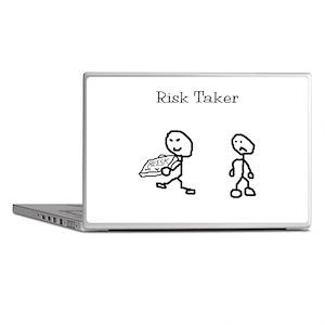 Risk Taker Laptop Skins