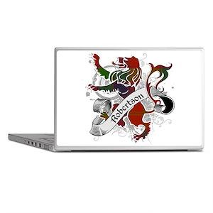 Robertson Tartan Lion Laptop Skins