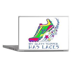Running Shoe Laptop Skins