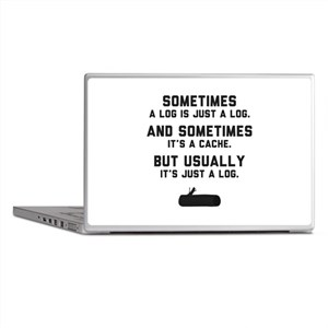 Sometimes... Laptop Skins
