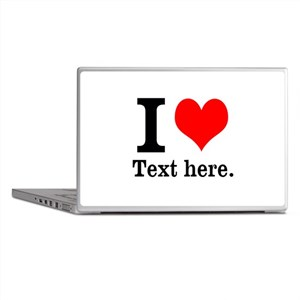 What do you love? Laptop Skins