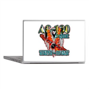 AC-130 Spectre The Night Hides Not Laptop Skins