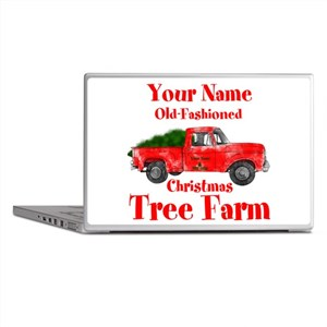 Custom Tree Farm Laptop Skins