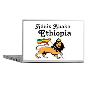 Addis Ababa, Ethiopia Laptop Skins