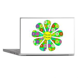Cool Flower Power Laptop Skins