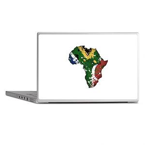 Afrika Graffiti Laptop Skins