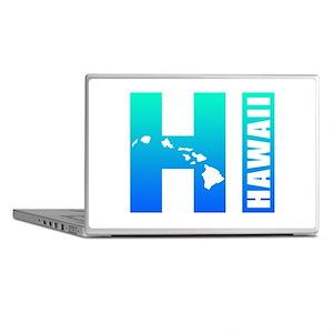 HAWAII Islands (Blue) Laptop Skins