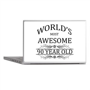 World's Most Awesome 90 Year Old Laptop Skins