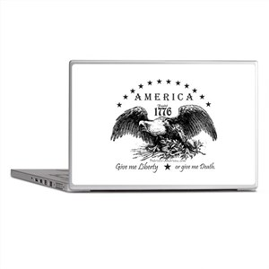 American Liberty Eagle Laptop Skins
