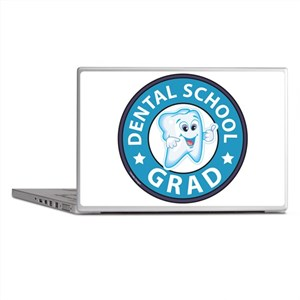 Dental School Graduation Laptop Skins
