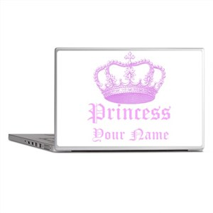Custom Princess Laptop Skins