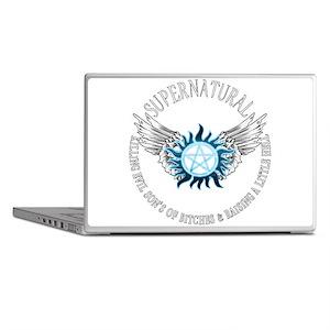 Supernatural protection Symbal Wings 03 Laptop Ski