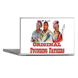 Original Founding Fathers Laptop Skins
