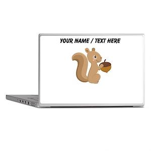 Custom Cartoon Squirrel Laptop Skins