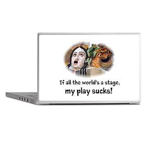 My Play Sucks Laptop Skins