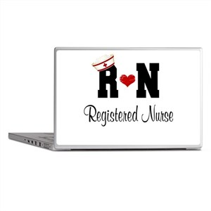 Registered Nurse (RN) Laptop Skins