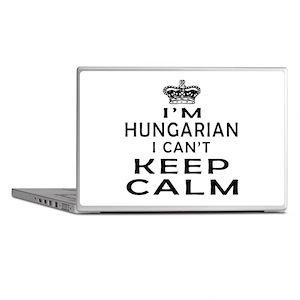 I Am Hungarian I Can Not Keep Calm Laptop Skins