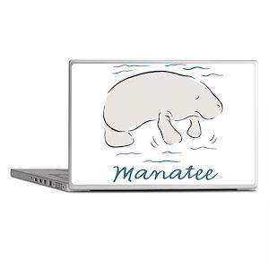 Manatee Laptop Skins