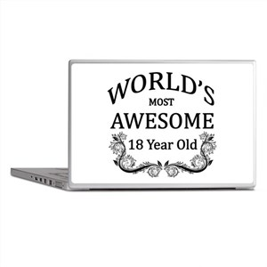 World's Most Awesome 18 Year Old Laptop Skins