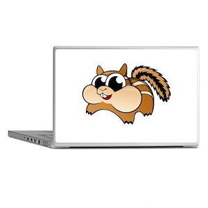 Cartoon Chipmunk Laptop Skins