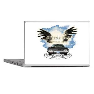 Supernatural destinies road Gaurdain Angel2 Laptop