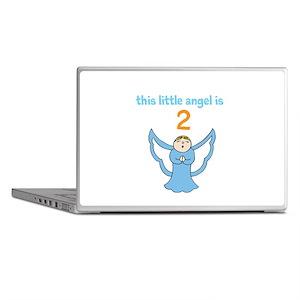 little angel custom age Laptop Skins