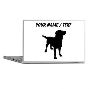 Custom Labrador Retriever Laptop Skins