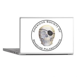 Renegade Phlebotomists Laptop Skins