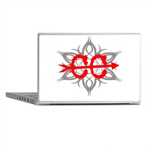 Cross Country Tribal Laptop Skins