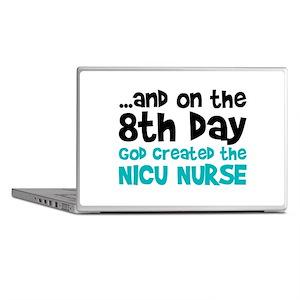 NICU Nurse Creation Laptop Skins