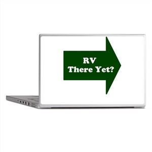 RV There Yet? Laptop Skins