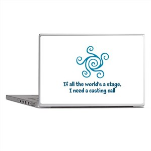 Casting Call Laptop Skins