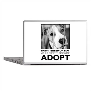Adopt Puppy Laptop Skins
