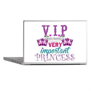 VIP Princess Personalize Laptop Skins