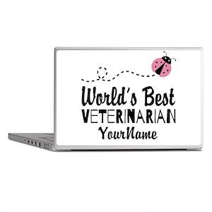 World's Best Veterinarian Laptop Skins