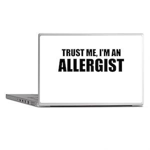Trust Me, Im An Allergist Laptop Skins