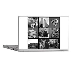 Your Photos Here - Photo Block Laptop Skins