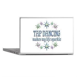 Tap Dancing Sparkles Laptop Skins