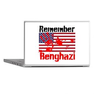 Remember Benghazi Laptop Skins