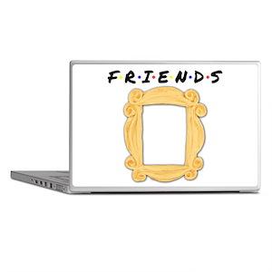 Friends Peephole Frame Laptop Skins