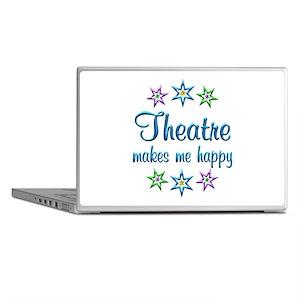 Theatre Happy Laptop Skins