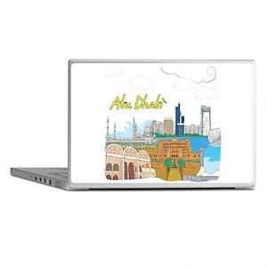 Abu Dhabi in the United Arab Emirates Laptop Skins