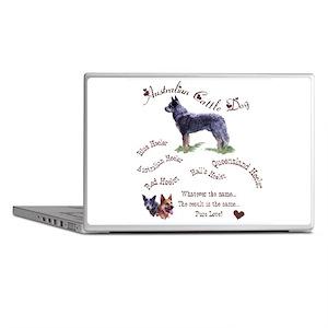 Austalian Cattle Dog Laptop Skins