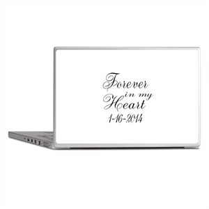 Forever in my Heart Laptop Skins