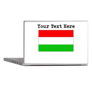 Custom Hungary Flag Laptop Skins