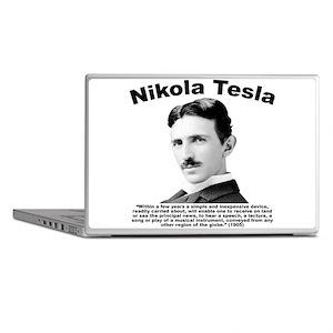 Tesla: Phone Laptop Skins