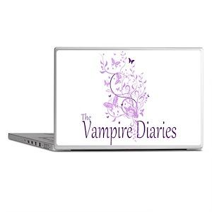 The Vampire Diaries Laptop Skins